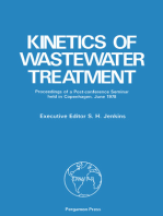 Kinetics of Wastewater Treatment