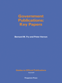 Government Publications: Key Papers