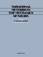 Variational Methods in the Mechanics of Solids
