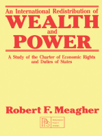 An International Redistribution of Wealth and Power