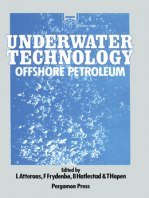 Underwater Technology: Offshore Petroleum