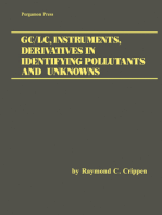 GC/LC, Instruments, Derivatives in Identifying Pollutants and Unknowns