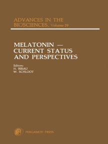 Melatonin: Current Status and Perspectives: Proceedings of an International Symposium on Melatonin, Held in Bremen, Federal Republic of Germany, September 28-30, 1980
