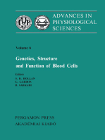 Genetics, Structure and Function of Blood Cells