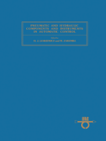Pneumatic and Hydraulic Components and Instruments in Automatic Control: Proceedings of the IFAC Symposium, Warsaw, Poland, 20-23 May 1980