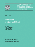 Homeostasis in Injury and Shock