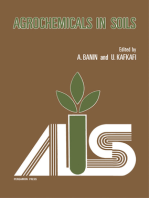 Agrochemicals in Soils