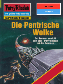 "Perry Rhodan 1844: Die Pentrische Wolke: Perry Rhodan-Zyklus ""Die Tolkander"""