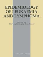 Epidemiology of Leukaemia and Lymphoma