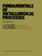 Fundamentals of Metallurgical Processes