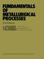 Fundamentals of Metallurgical Processes
