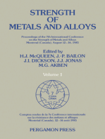 Strength of Metals and Alloys (ICSMA 7)