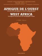 Afrique de l'Ouest: Introduction Géologique et Termes Stratigraphiques