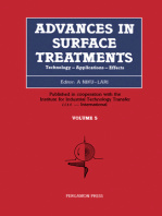 Advances in Surface Treatments