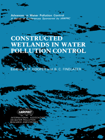 Constructed Wetlands in Water Pollution Control: Proceedings of the International Conference on the Use of Constructed Wetlands in Water Pollution Control, Held in Cambridge, UK, 24–28 September 1990