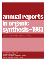 Annual Reports in Organic Synthesis–1983