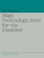 High Technology Aids for the Disabled