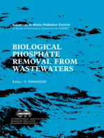 Biological Phosphate Removal from Wastewaters