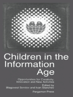 Children in the Information Age