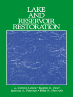 Lake and Reservoir Restoration