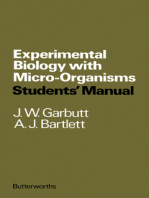 Experimental Biology with Micro-Organisms
