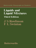 Liquids and Liquid Mixtures