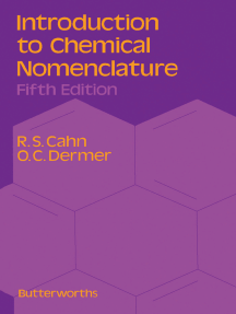 Introduction to Chemical Nomenclature
