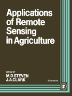 Applications of Remote Sensing in Agriculture