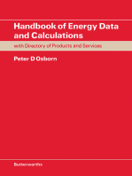 Handbook of Energy Data and Calculations: Including Directory of Products and Services