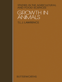Growth in Animals: Studies in the Agricultural and Food Sciences