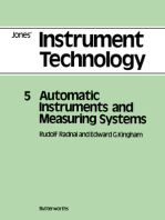 Automatic Instruments and Measuring Systems