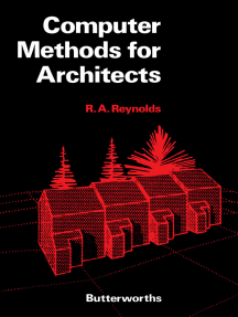 Computer Methods for Architects