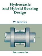 Hydrostatic and Hybrid Bearing Design