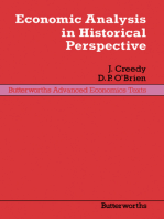 Economic Analysis in Historical Perspective: Butterworths Advanced Economics Texts