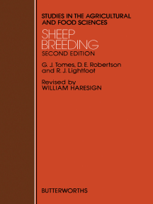 Sheep Breeding: Studies in the Agricultural and Food Sciences