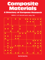 Composite Materials: A Directory of European Research