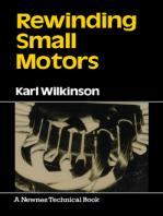 Rewinding Small Motors