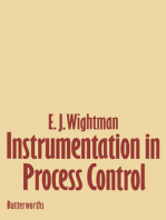 Instrumentation in Process Control