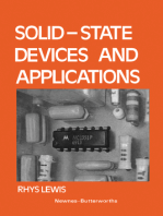 Solid–State Devices and Applications