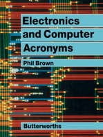 Electronics and Computer Acronyms