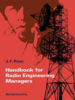 Handbook for Radio Engineering Managers