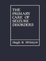 The Primary Care of Seizure Disorders