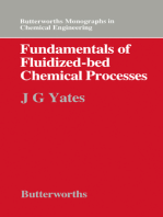 Fundamentals of Fluidized-Bed Chemical Processes: Butterworths Monographs in Chemical Engineering
