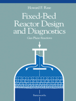 Fixed-Bed Reactor Design and Diagnostics: Gas-Phase Reactions