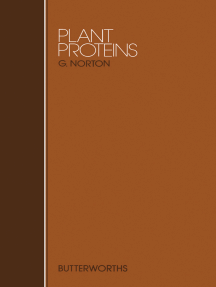 Plant Proteins: Easter School in Agricultural Science