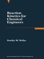 Reaction Kinetics for Chemical Engineers: Butterworths Series in Chemical Engineering