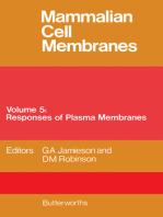 Mammalian Cell Membranes
