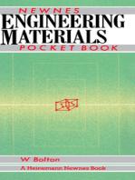 Newnes Engineering Materials Pocket Book