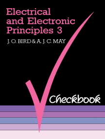 Electrical and Electronic Principles 3 Checkbook: The Checkbook Series