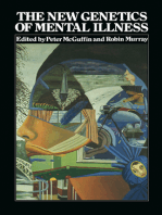 The New Genetics of Mental Illness